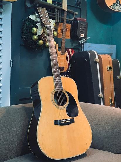 Guitar acoustic Suzuki ThreeS SW200 1981.