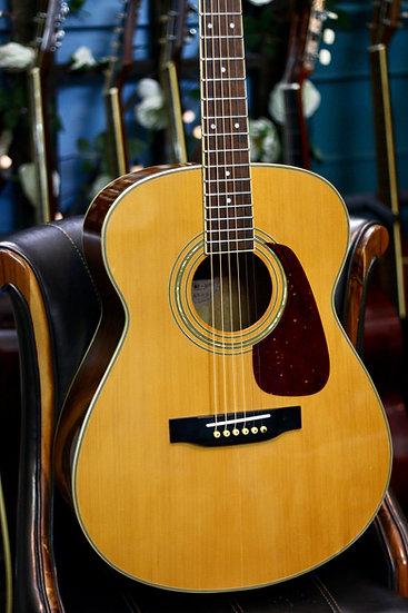 Guitar acoustic Morris_MF301N made in Korea 1990s