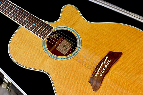 Guitar acoustic Takamine PT-108 Made in Japan 1980s .