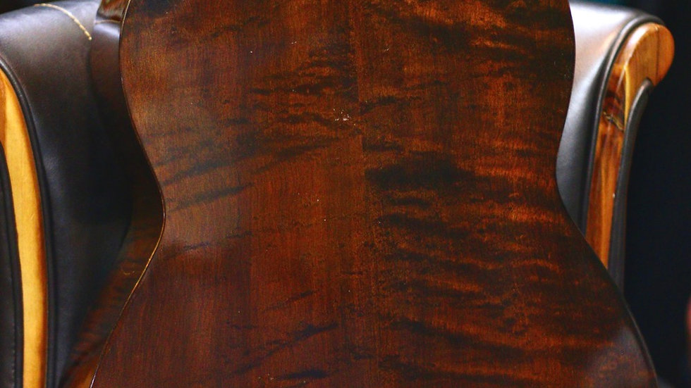 Guitar classic Suzuki No.703 vintage 1960s.