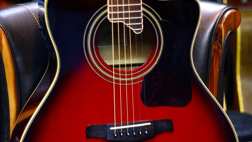 Guitar acoustic S.Yairi YE-40 dáng số 7 + EQ Fishman.