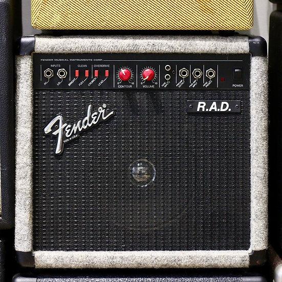 Fender USA R.AD 75w  Ampli guitar.