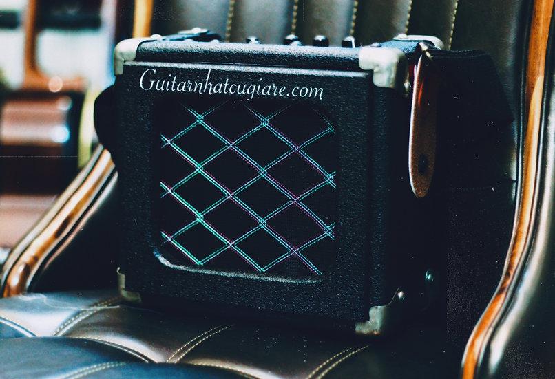 Loa ampli guitar (DIY) Vox mini3 cho đàn guitar điện