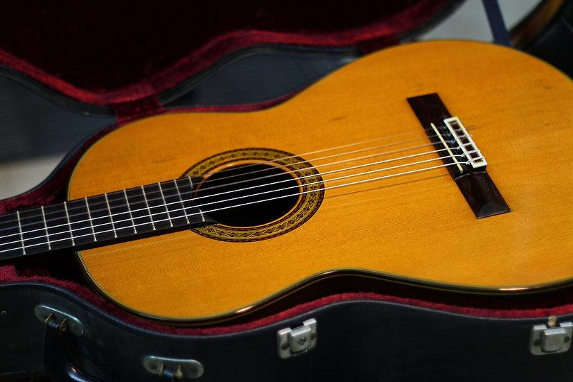 Guitar classic Matsuoka No.50 từ năm 1981.