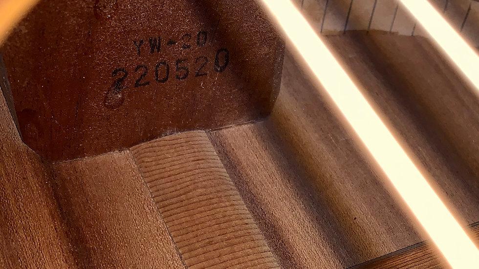 Guitar Acoustic Yamaki YW-20 1970s .