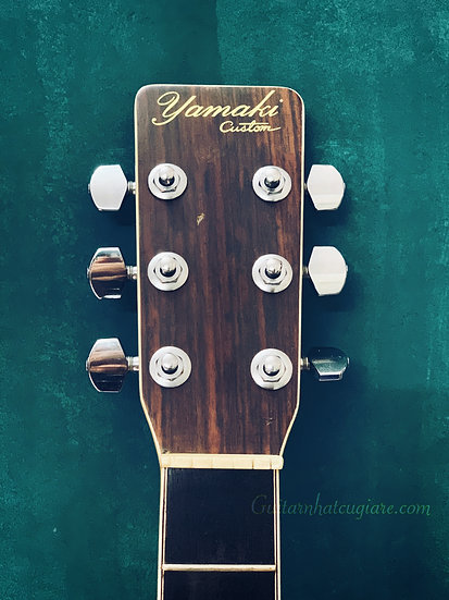 Guitar NhậtYamaki F130 Custom1970s.