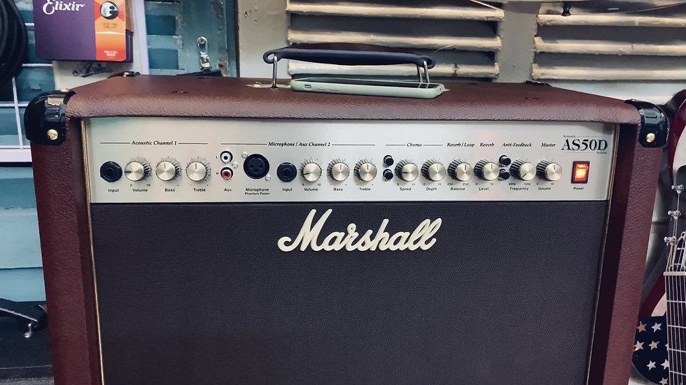 DIY_Bluetooth cho loa #Marshall_AS50D.
