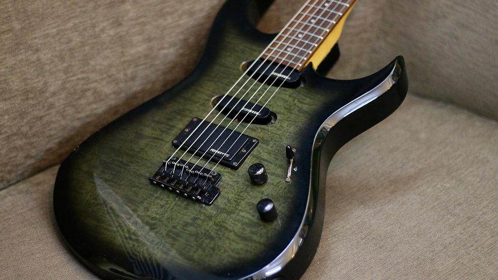 E-Guitar Fernandes FGZ-400 từ năm 1998.
