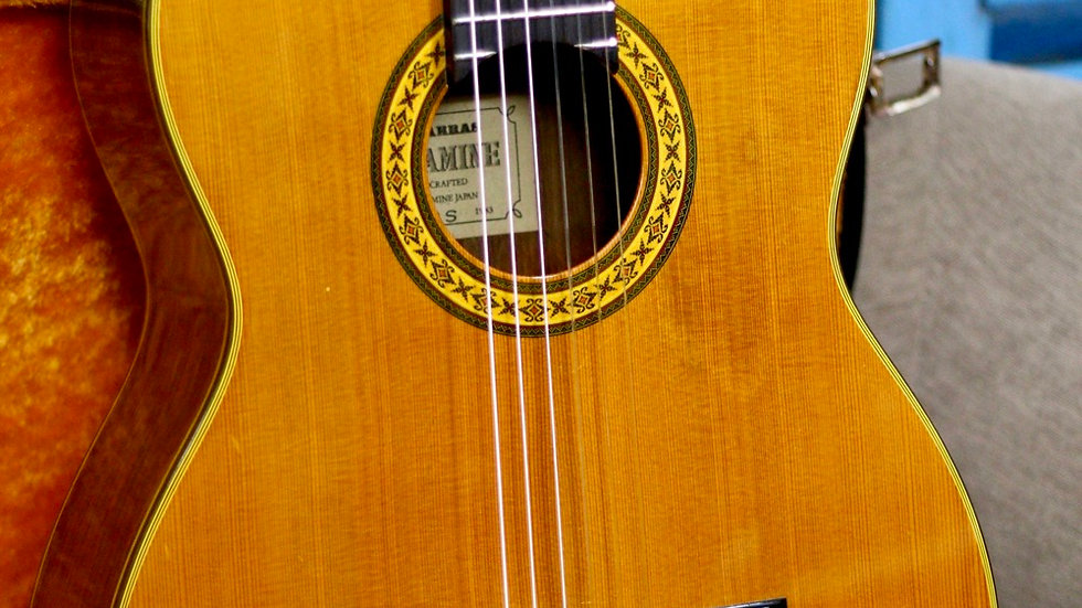 Guitar classic Takamine No.40S Made in Japan 1983.