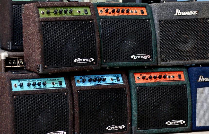 Loa ampli guitar Nhật cũ Fernandes tuyển chọn