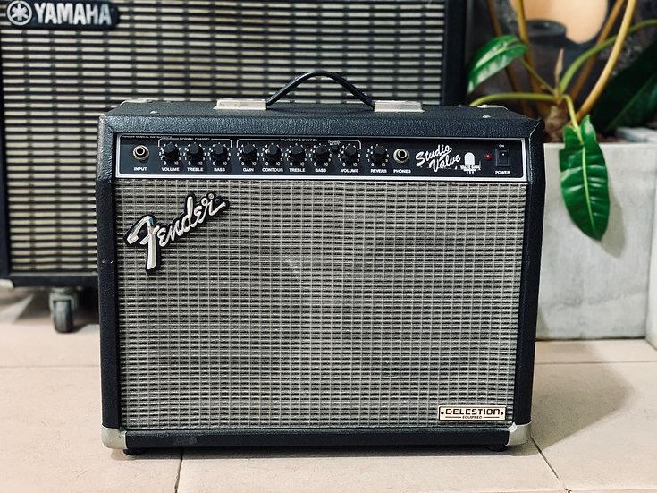 Loa Fender Japan Studio Value SV 20CE Vintage1998