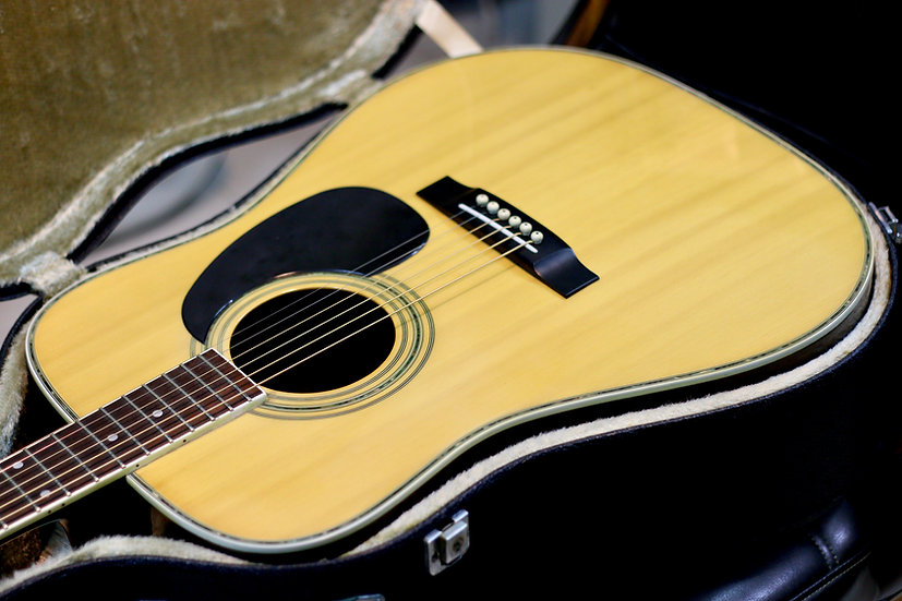 Guitar acoustic Pro Martin W200