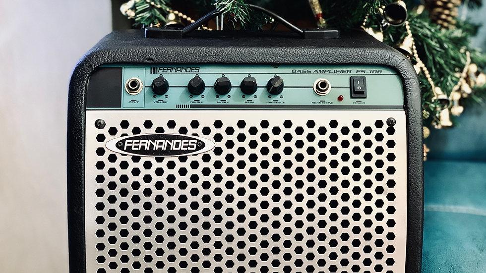 Loa ampli chơi Guitar Nhật cũ hiệu Fernandes
