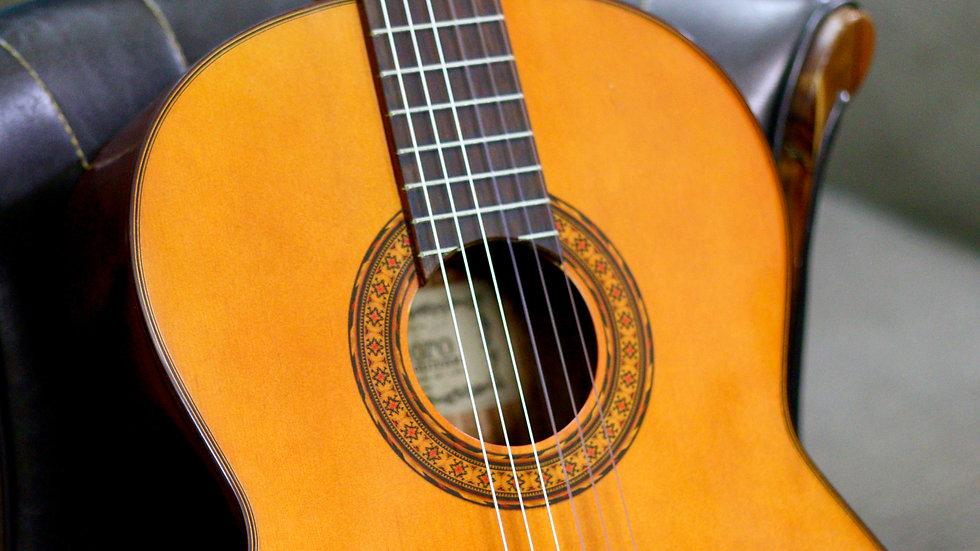 Guitar classic Sonoro Grand No.10 by Kiso Suzuki vintage 1960s .
