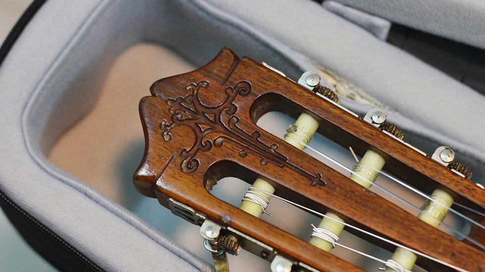 Guitar classic Morris M30 vintage 1976 .