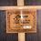 Thumbnail: Guitar acoustic Zen-on Folk guitar RW250 Made in Japan .