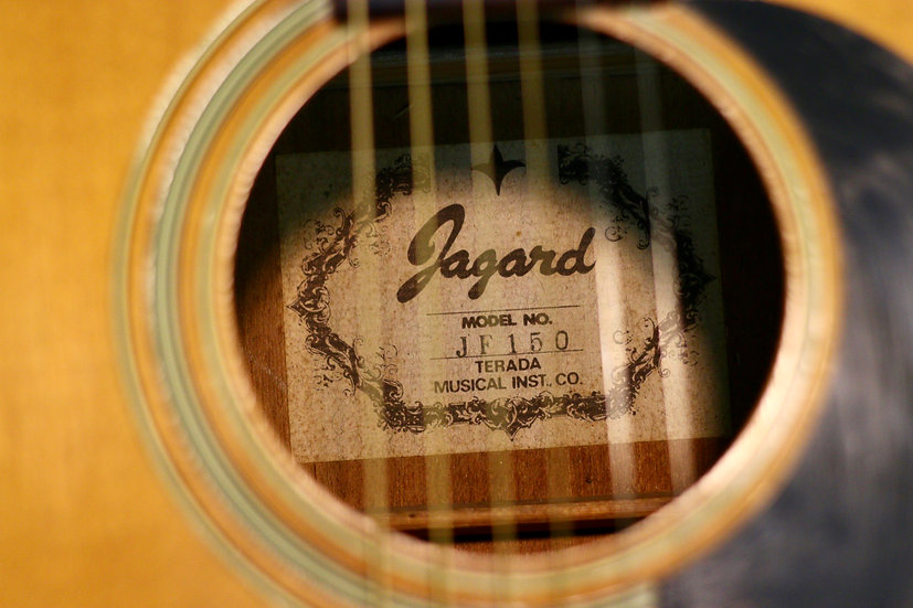 Guitar acoustic Jagard_JF150