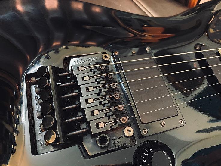 E-guitar Grass Roots by ESP Horizon