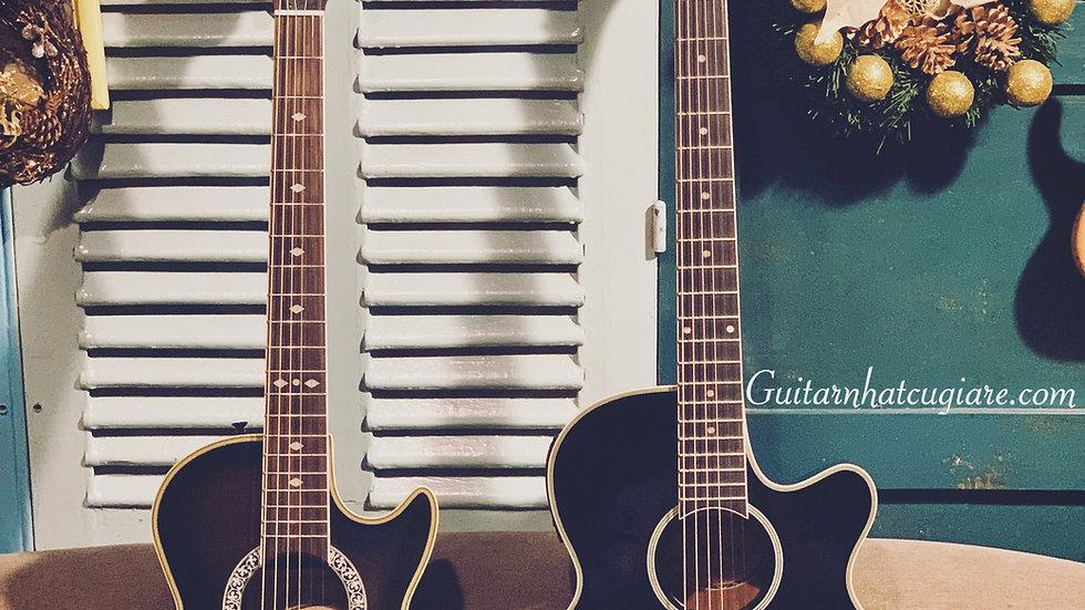 Guitar AcousticJames + EQ