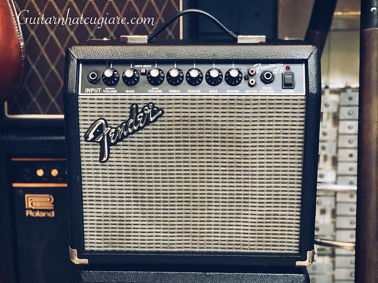 Loa ampli guitar Fender Frontman 15R.