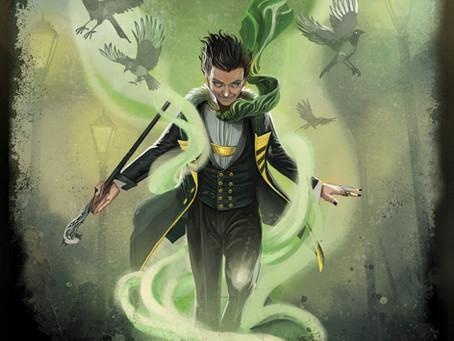 The Marvel-ous Loki Gets a Book!
