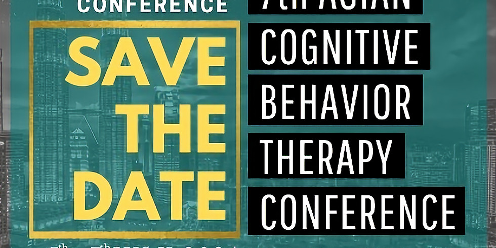 7th Asian Cognitive Behavior Therapy Conference