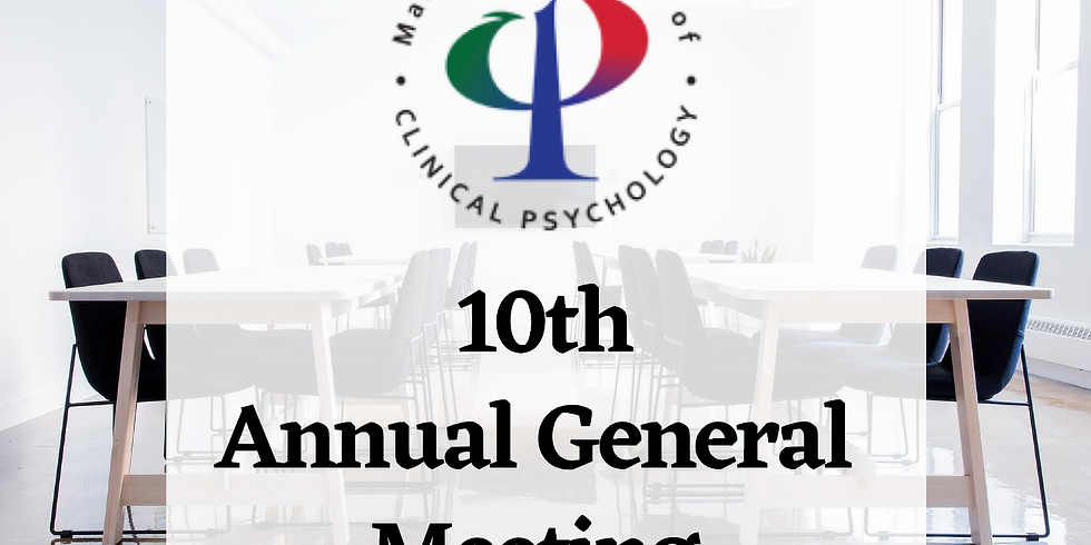 10th MSCP Annual General Meeting