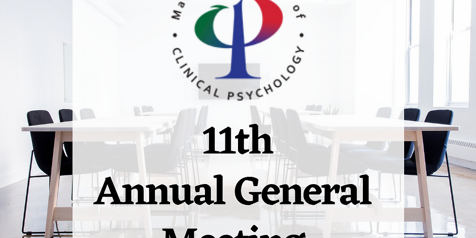 MSCP 11th Annual General Meeting