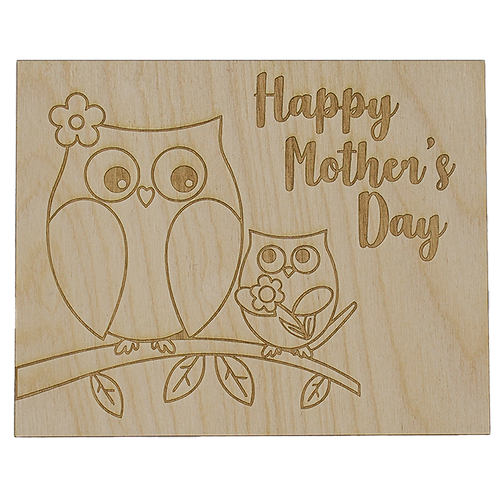 Mother's Day Wooden Craft Kit