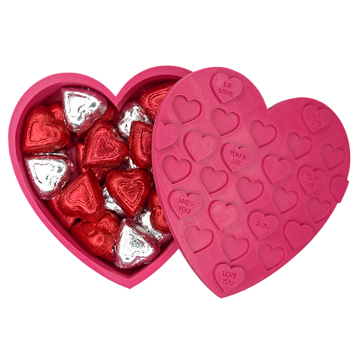Conversations Hearts Box