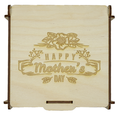 Mother's Day Jewelry Box