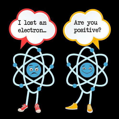 Atom Conversation Sticker