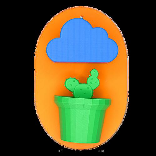 Wall Cloud Planter
