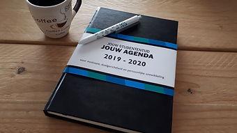 Student Agenda 2019 2020 cover
