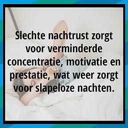 Student coaching, slaapproblemen, vermoeidheid, verslapen, piekeren, motivatie,  uitstelgedrag, afleiding, planning, discipline,