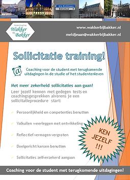 student coaching, KEN JEZELF sollicitatie training, loopbaanoriëntatie, motivatie, personal branding, functies, studiekeuze