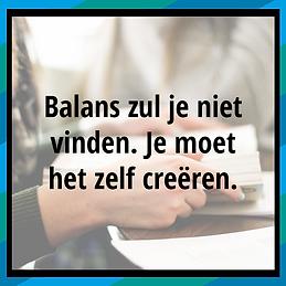 Balans, studie, studentenleven, discipline, motivatie, student coaching, stress, planning