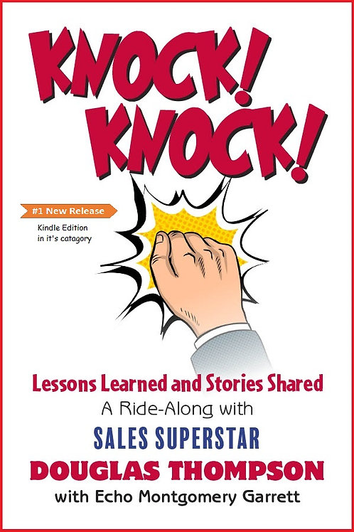 Kindle Version of Knock! Knock! Lessons Learned and Stories Shared
