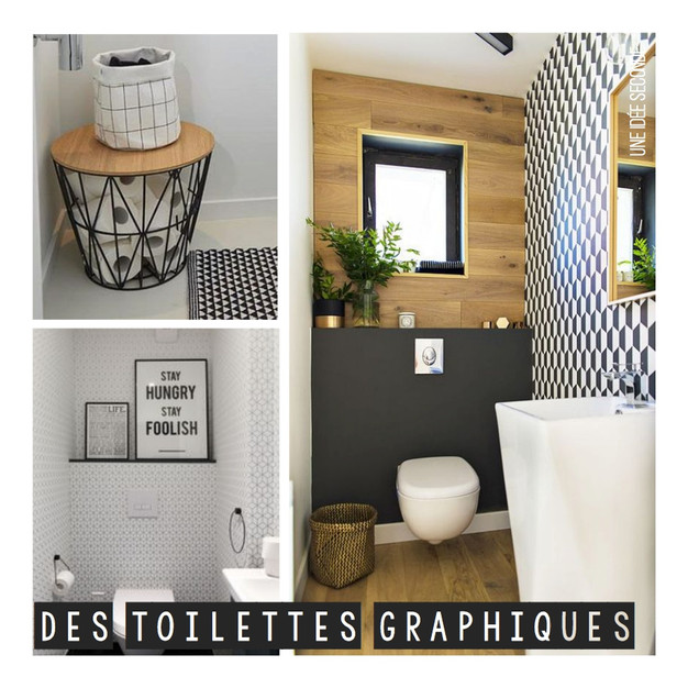 emejing decorer les toilettes pictures design trends 2017. Black Bedroom Furniture Sets. Home Design Ideas