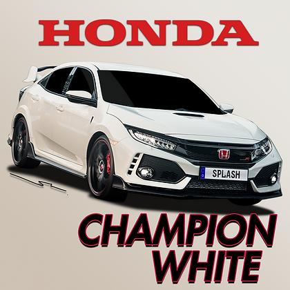 Honda Champion White