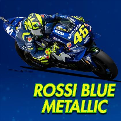 Yamaha Rossi Blue Metallic