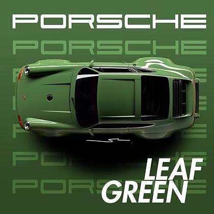 Porsche Leaf Green