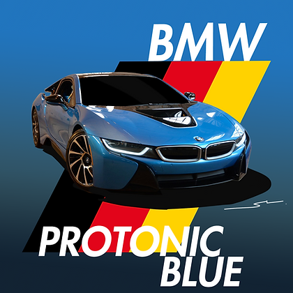 BMW Protonic Blue