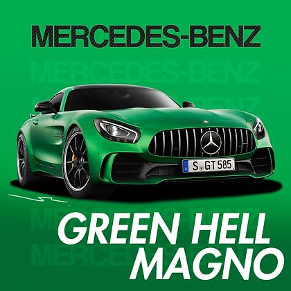 Mercedes-Benz Green Hell Magno