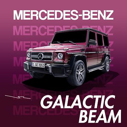 Mercedes-Benz Galactic Beam