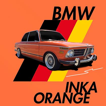BMW Inka Orange