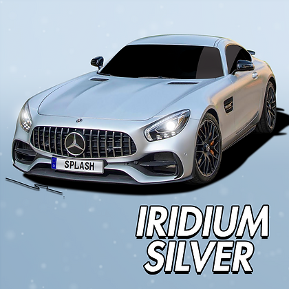 Mercedes-Benz Iridium Silver