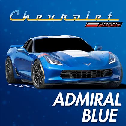 Chevrolet Admiral Blue