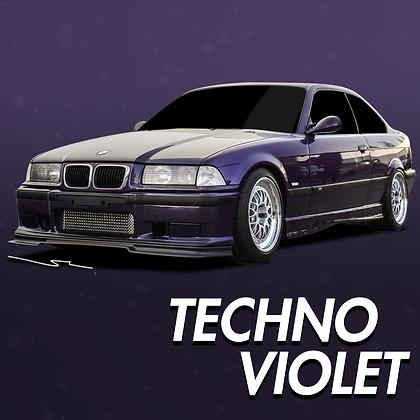BMW Techno Violet