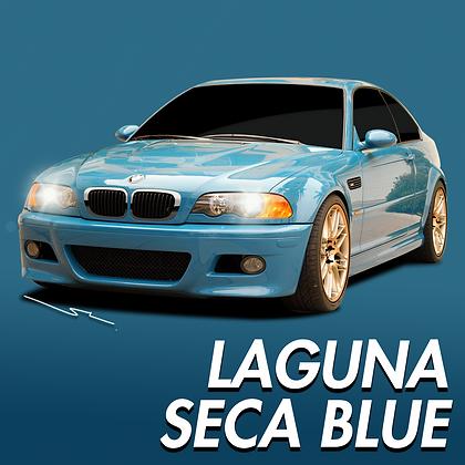 BMW Laguna Seca Blue